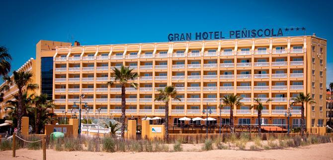 Gran hotel pe iscola en pe iscola for Hotel playa peniscola