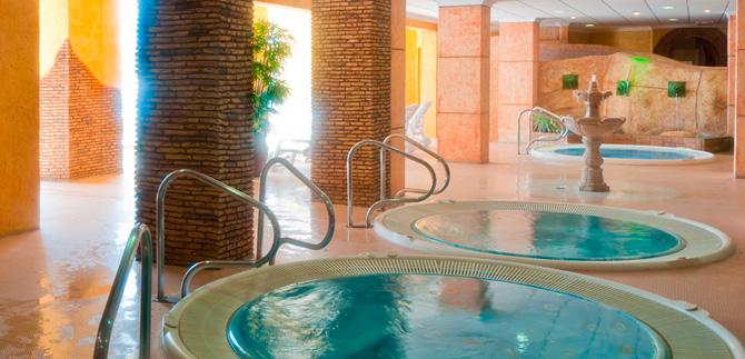 Circuito Wellness : Circuito spa quot wellness gran hotel peñíscola