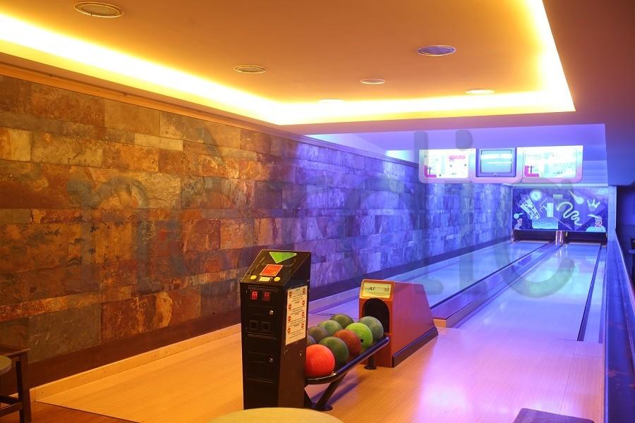 Sala de juegos del Hotel Nordic