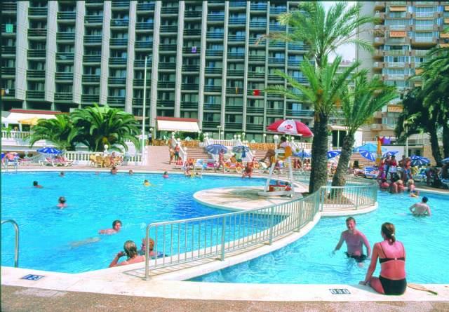 Hotel marina in benidorm benidorm in benidorm - Swimming pool repairs costa blanca ...