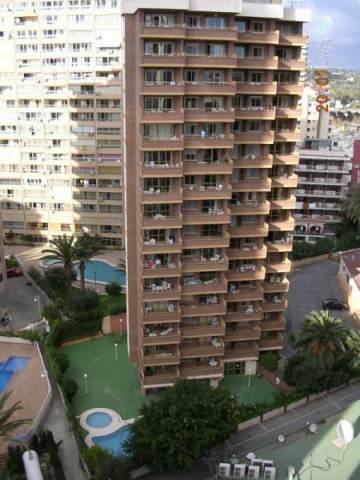 Apartments El Trebol In Benidorm Benidorm Hotels Co Uk