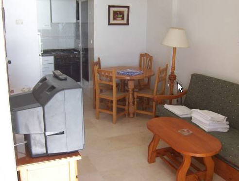 APTOS. TORRE LEVANTE - hoteles en Benidorm